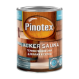 Лак для сауны Pinotex Lacker Sauna