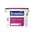 Краска Super Latex Sniezka BY